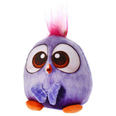 7 inch Anime Bird Figure Shape Pendant Plush Present