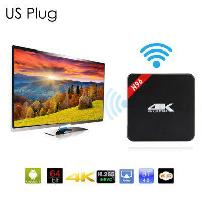 H96 4K HD Smart Box TV Android 5.1 64Bit