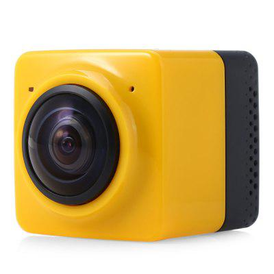 Cube 360 WiFi 360 Degree Wide Angle Action Camera HD