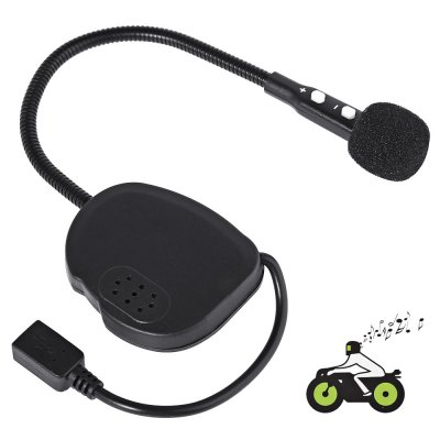 DK - 01 Bluetooth Helmet Headset Earphone