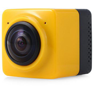 Cube 360 WiFi 360 Degree Wide Angle Action Camera HD Image