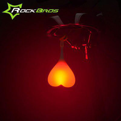 ROCKBROS HY - LD228 Night Warning Bicycle Rear LightBike Lights<br>ROCKBROS HY - LD228 Night Warning Bicycle Rear Light<br><br>Best Use: Backpacking,Camping,Climbing,Hiking<br>Brand: ROCKBROS<br>Color: Blue,Red<br>Features: Waterproof, Low Power Consumption, Easy to Install<br>Package Contents: 1 x ROCKBROS HY - LD228 Bicycle Light<br>Package Dimension: 18.00 x 7.00 x 3.50 cm / 7.09 x 2.76 x 1.38 inches<br>Placement: Handlebar<br>Product Dimension: 15.00 x 6.50 x 3.00 cm / 5.91 x 2.56 x 1.18 inches<br>Product weight: 0.075 kg<br>Suitable for: Fixed Gear Bicycle, Cross-Country Cycling, Mountain Bicycle, Touring Bicycle, Road Bike<br>Type: Front Light