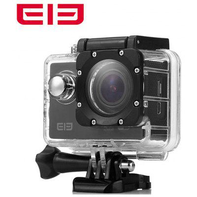 Original Elephone ELE Explorer 4K Ultra HD WiFi Action Camera - BLACK (Entrepot FR)