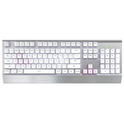 Delux KM02 NKRO con cable USB Gaming Keyboard