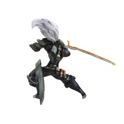 PVC Static Online Role-playing Game Figurine Character ModelMovies &amp; TV Action Figures<br>PVC Static Online Role-playing Game Figurine Character Model<br><br>Age: 8 Years+<br>Completeness: Finished Goods<br>Gender: Unisex<br>Materials: PVC<br>Package Contents: 1 x Figure Model<br>Package size: 22.00 x 16.50 x 31.00 cm / 8.66 x 6.5 x 12.2 inches<br>Package weight: 0.700 kg<br>Product weight: 0.500 kg<br>Stem From: Europe and America<br>Theme: Movie and TV
