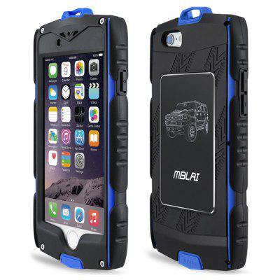 MBLAI Full Body Phone Cover Case for iPhone 6 Plus / 6S Plus