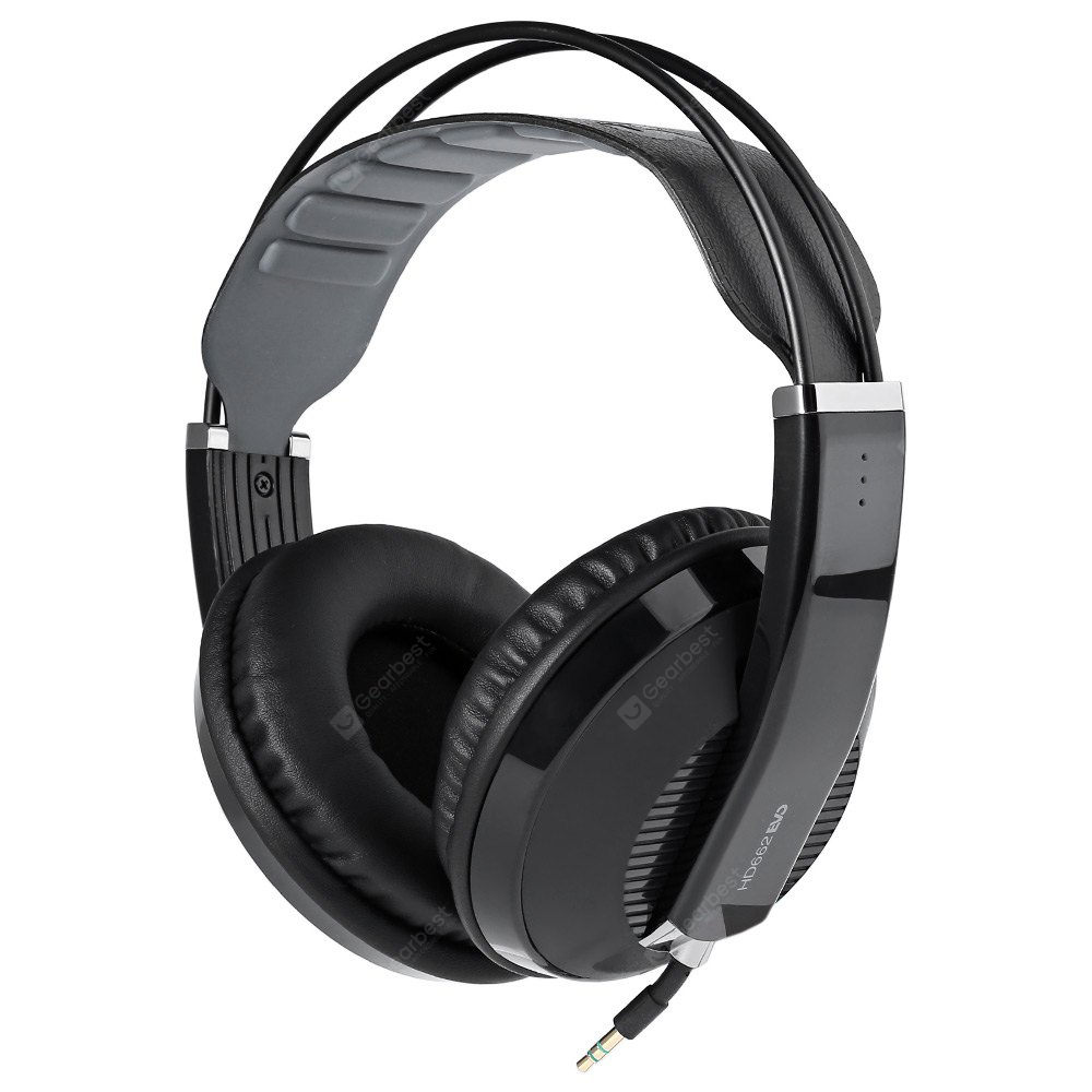 Superlux HD662 EVO Monitoreo Auriculares