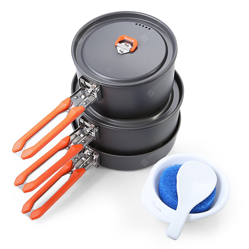 Fire - Maple FEAST3 Cookware Set