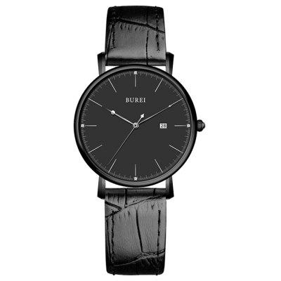 BUREI Sapphire Mirror 3ATM Waterproof Women Quartz Watch