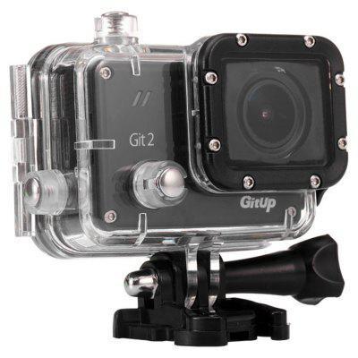 GitUp Git2 2K WiFi Action Camera ( Pro Packing )