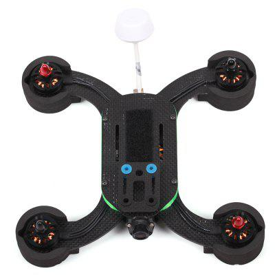 S230 Racing Quadcopter BNFBrushless FPV Racer<br>S230 Racing Quadcopter BNF<br><br>Age: Above 14 years old<br>Battery: 3S 1000mAh to 2200mAh ( not included )<br>Built-in Gyro: Yes<br>Channel: No Transmitter<br>Control Distance: 300-800m<br>Detailed Control Distance: About 500m<br>Features: Radio Control<br>Flying Time: 8-12mins<br>Functions: Forward/backward, Turn left/right, Up/down, 3D rollover<br>Kit Types: BNF<br>Level: Beginner Level<br>Material: Carbon Fiber, ABS/PS<br>Model: S230<br>Package Contents: 1 x BNF Version Racing Drone ( Includes 1 x Frame, 1 x Flight Controller, 4 x Propeller, 4 x ESC, 4 x Motor ), 1 x English Manual<br>Package size (L x W x H): 32.00 x 31.00 x 9.00 cm / 12.6 x 12.2 x 3.54 inches<br>Package weight: 0.650 kg<br>Product size (L x W x H): 23.00 x 17.00 x 5.00 cm / 9.06 x 6.69 x 1.97 inches<br>Remote Control: Radio Control<br>Type: Racing Quadcopter, Frame Kit