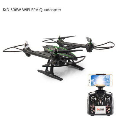 JXD 506W 2.4GHz 4 Channel 6 Axis Gyro RC Quadcopter RTF
