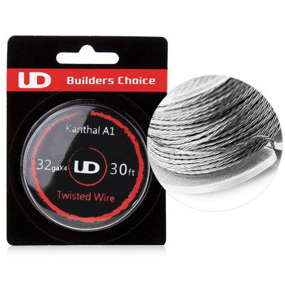 Original Youde UD Kanthal A1 Twisted Resistance Wire