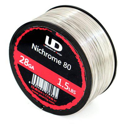Original Youde UD 28ga Big Roll Wire Nichrome Heating Wire