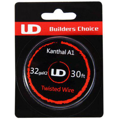 Original Youde UD 32ga x 2 Kanthal A1 Twisted Wire -$3.1 Online ...