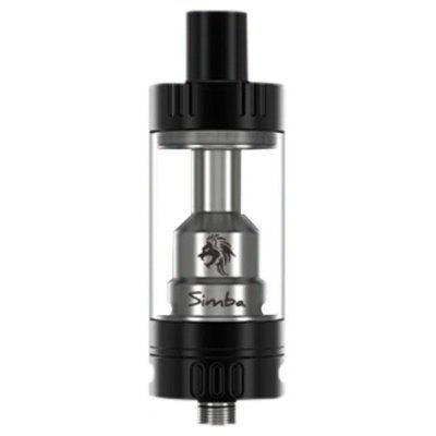 Buy BLACK Original Youde UD Simba Subohm Tank Atomizer for $26.24 in GearBest store