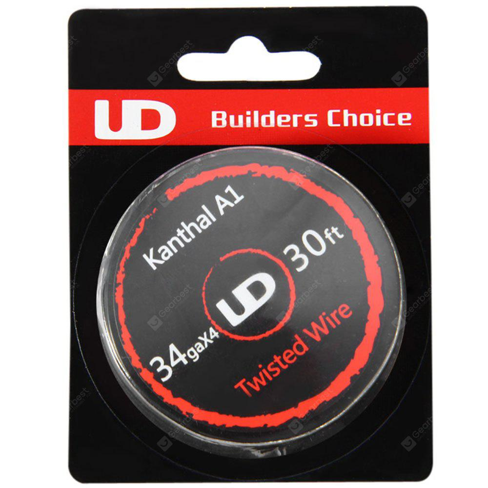 Original Youde UD 34ga x 4 Kanthal A1 Twisted Wire - $3.67 Free ...