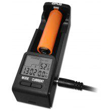 Opus BT - C100 Digital LCD Battery Charger