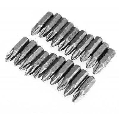 20PCS PH2 S2 Cross Head Screwdriver Bit