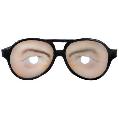 Eyes Eyebrow Pattern Glasses Eyeglasses Toy