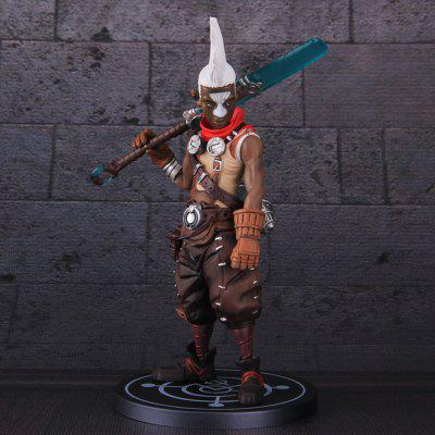 PVC Static Role-playing Game Figurine Character Model