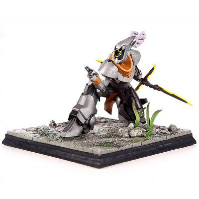PVC Static Online Role-playing Game Figurine Character Toy