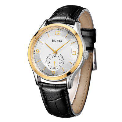 BUREI Customized Movement Automatic Mechanical Men Watch