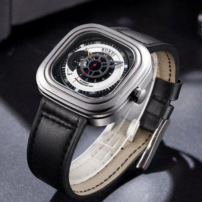 BUREI Sports Business Automatische mechanische Herrenuhr