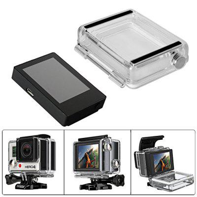 Fantaseal LCD Screen Backdoor Cover pour GoPro Hero 3+ / 4
