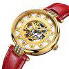 BUREI Fashion Classical Automatic Mechanical Women Watch for sale