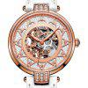 BUREI Fashion Classical Automatic Mechanical Women Watch - ROSE GOLD