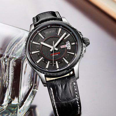 BUREI Sports Automatic Mechanical Men Watch