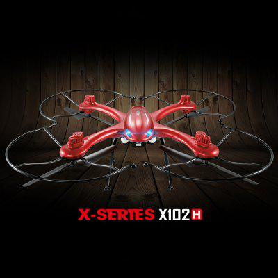 MJX X102H X - SERIES RC Quadcopter
