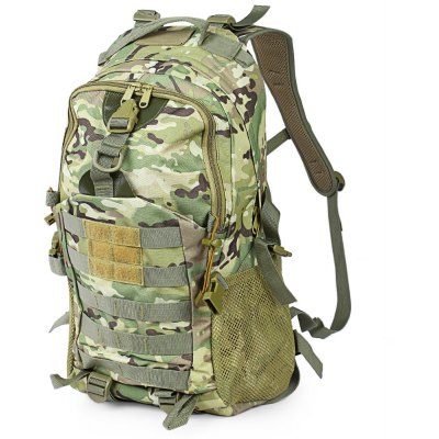 Buy CAMOUFLAGE CTSmart 35L Backpack for $29.06 in GearBest store