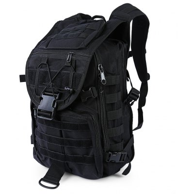 Buy BLACK CTSmart 40L Backpack for $35.38 in GearBest store