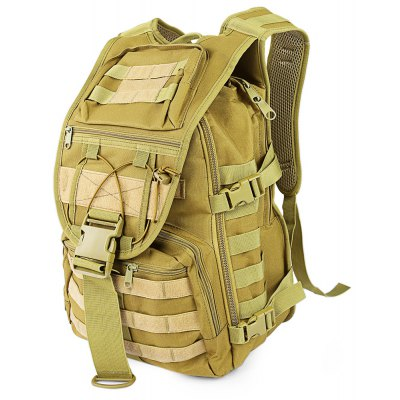Buy KHAKI CTSmart 40L Backpack for $35.38 in GearBest store