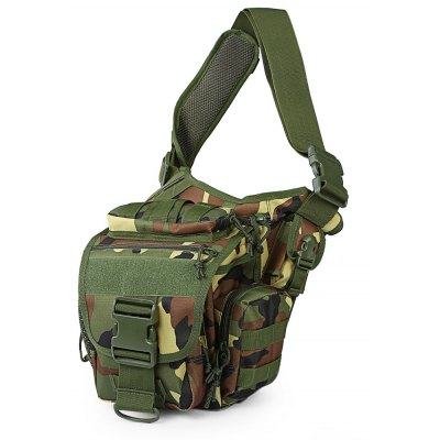 Buy CAMOUFLAGE CTsmart Camera Bag for $23.70 in GearBest store
