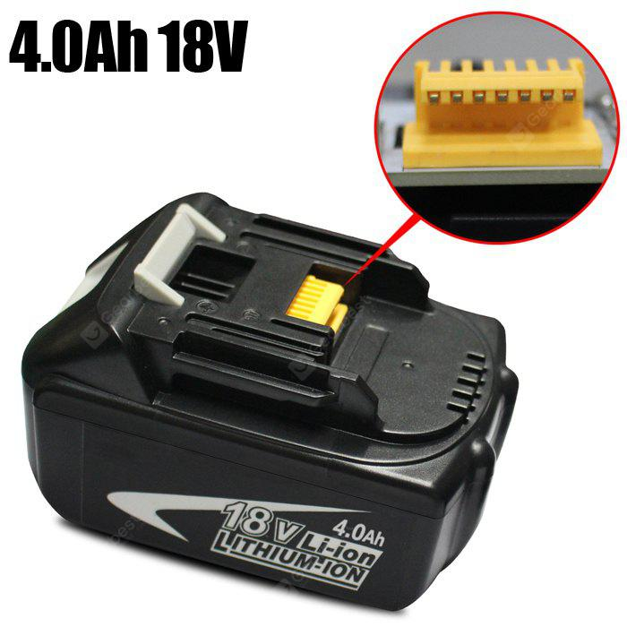 Makita BL1840 18V 4.0Ah Rechargeable Lithium-ion Battery, BLACK, Electrical & Tools, Power Tools, Batteries