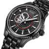 BUREI Business Automatic Mechanical Men Watch deal