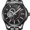 BUREI Business Automatic Mechanical Men Watch photo