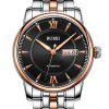 BUREI Business Automatische Mechanische Herrenuhr - ROSé-GOLD