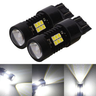 7443 - 2835 - 21SMD 2PCS LED Car Brake Light