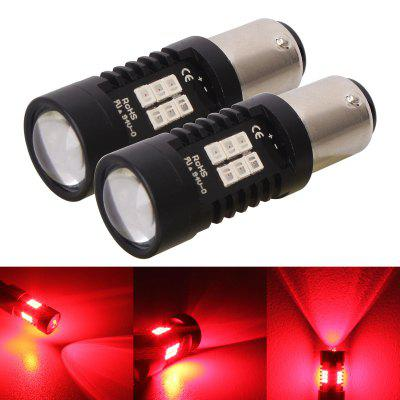 1157 - 2835 - 21SMD 2PCS LED Car Brake Light