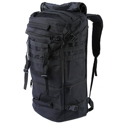 Buy BLACK CTSmart 60L Backpack for $35.01 in GearBest store
