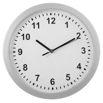 2 in 1 Analog Wall Clock / Wall-mounted Gadgets Container