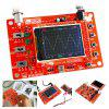 DSO138 DIY Digital Oscilloscope Kit - RED