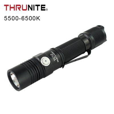 ThruNite TC12 LED High Beam Flashlight