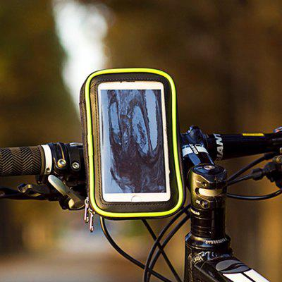 LEADBIKE A44 Bike Handlebar Phone Bag