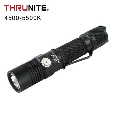 ThruNite TC12 LED Flashlight