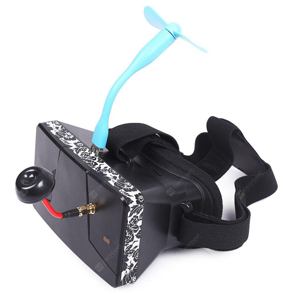 5.8G 32CH 4.3 inch 320 x 200 RC Vision Headset FPV Goggle Accessory for Multicopter DIY Project